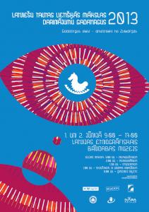 Aicinām uz lietišķās mākslas izstādi Brīvdabas muzejā 1. un 2. jūnijā